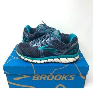Brooks - Wmns Ariel 16 Running 'Teal / Gray'